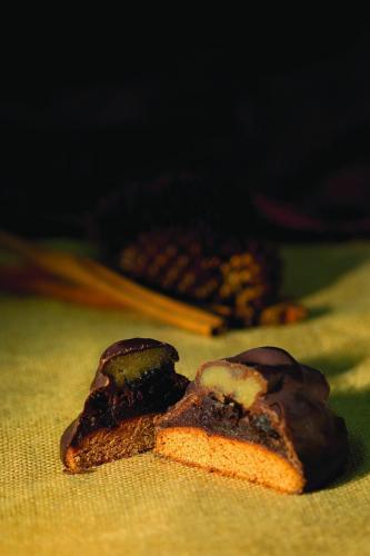 Pflaumen - Lebkuchen
